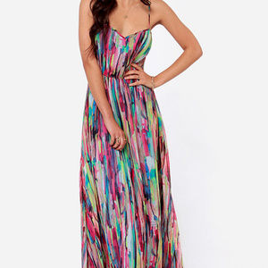 Jack by BB Dakota Rayna Print Dress